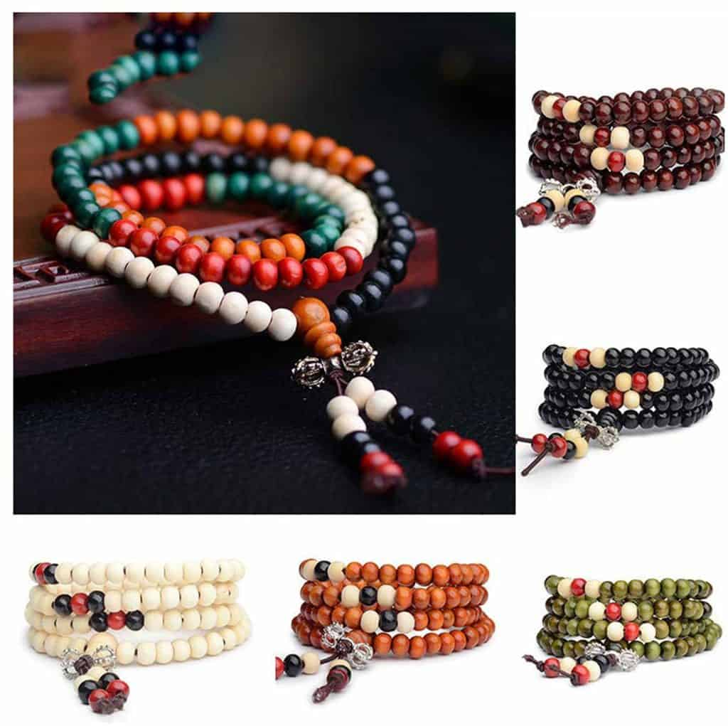Best Wooden Buddha Statue And Prayer Bead For You