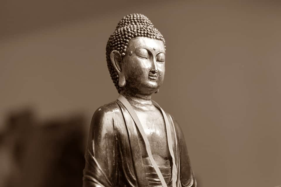 Make Your Home A Peaceful Place With The Budhha Statues