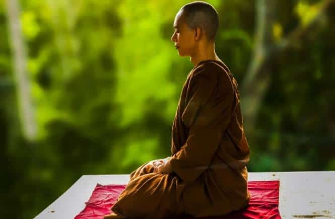 Buddhist Meditation - The 6 Principles